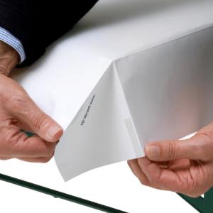 Papiertischdecke patide wasserfest und bedruckbar